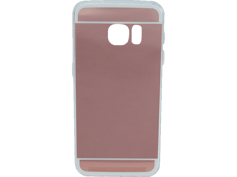 V-DESIGN MIR 015 Backcover Samsung Galaxy S7 Thermoplastisches Polyuretan Pink
