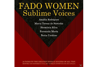 VARIOUS - Fado Women Sublime Voices - (CD)