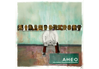 Afro-haitian Experimental Orchestra - Afro-Haitian Experimental Orchestra - (CD)