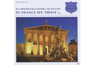 Daniel Dj Observer & Heatcliff - In Trance We Trust 16 - (CD)