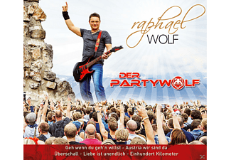 Raphael Wolf - Der Partywolf - (5 Zoll Single CD (2-Track))