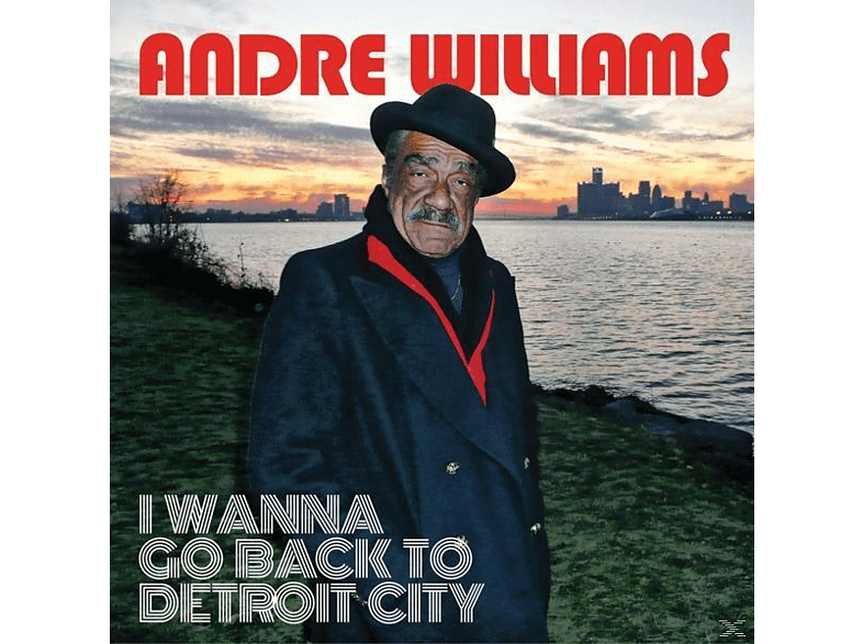 Andre Williams - I Wanna Go Back To Detroit City (LP+MP3) [LP + Download]