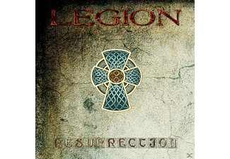 The Legion - Resurrection - (CD)