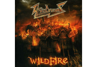Afterdreams - Wildfire - (CD)