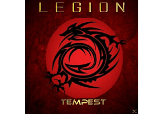 The Legion - Tempest - (CD)