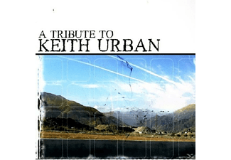 VARIOUS - Tribute To Keith Urban - (CD)