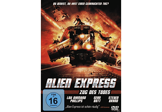 Alien Express USA 2005 - (DVD)