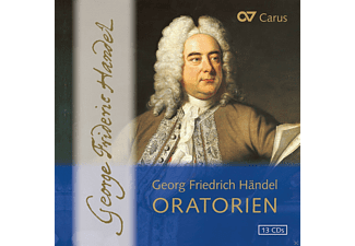 VARIOUS - Oratorien - (CD)