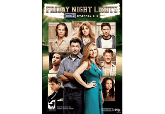 Friday Night Lights - Staffel 3-5 - (DVD)