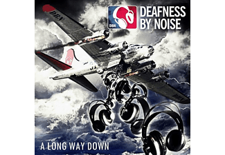 Deafness By Noise - A Long Way Down - (CD)