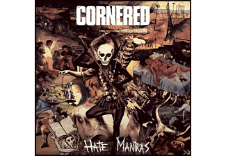 Cornered - Hate Mantras - (CD)