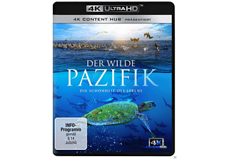 Der wilde Pazifik - (4K Ultra HD Blu-ray)