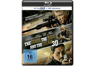 The Good, The Bad And The Dead [3D Blu-ray (+2D)]