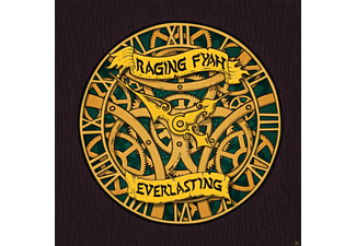 Raging Fyah - Everlasting [CD]