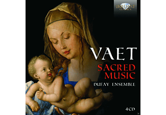 Dufay Ensemble - Sacred Music - (CD)
