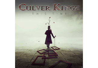 Culver King - This Time - (CD)