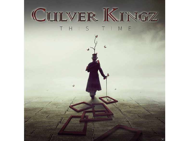 Culver King - This Time [CD]