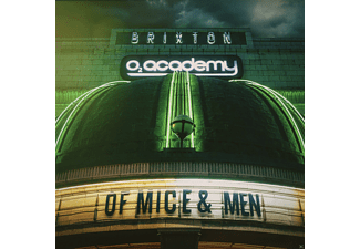 Of Mice & Men - Live At Brixton - (LP + DVD Video)