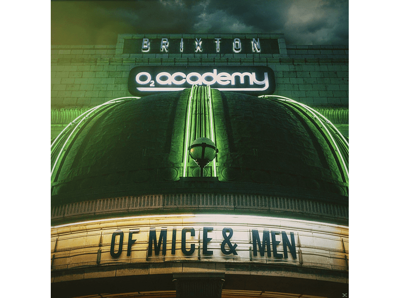 Of Mice & Men - Live At Brixton [LP + DVD Video]