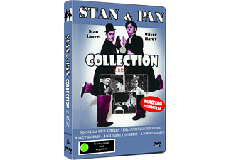 Stan & Pan Collection 2. (DVD)