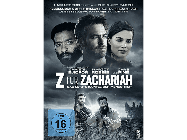 Z for Zachariah [DVD]