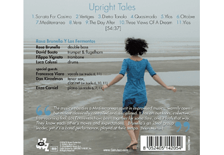Rosa Y Los Fermentos Brunello - Upright Tales - (CD)