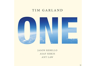 Jason Rebello, Asaf Sirkis, Ant Law, Garland Tim - One - (CD)