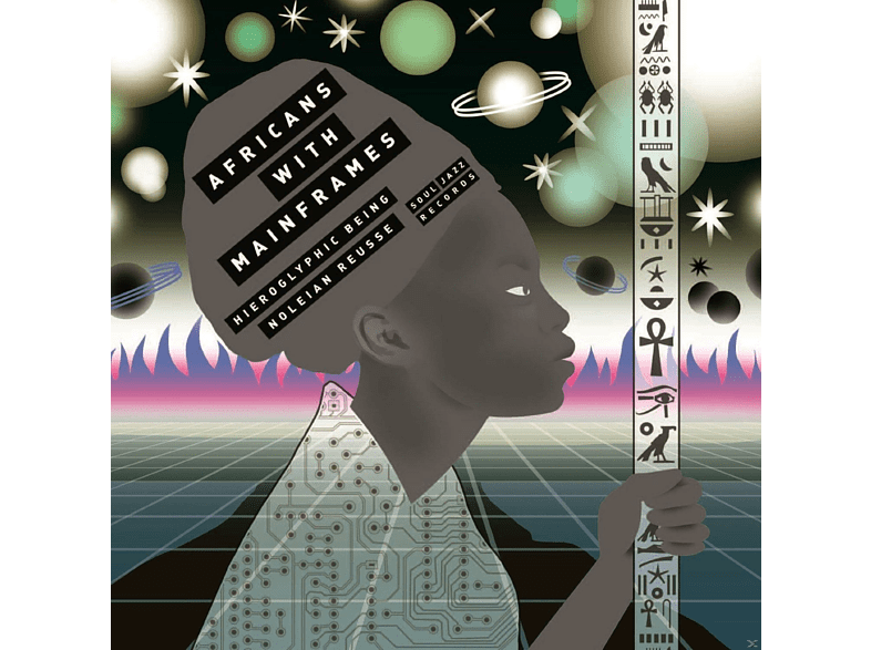 Africans With Mainframes - K.M.T. [CD]