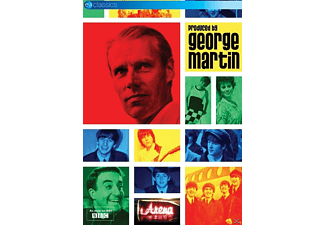 George Martin - Produced By George Martin - (DVD)
