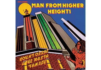 The Rasta Family, Count Ossie - Man From Higher Heights - (LP + Download)
