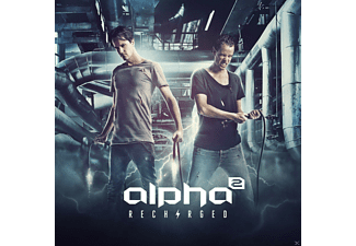 Alpha2 - Recharged - (CD)