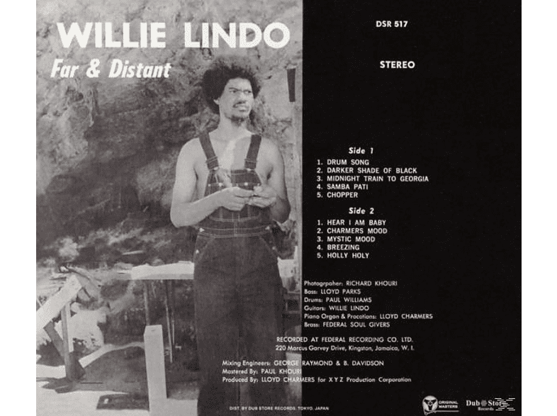Willie Lindo - Far And Distant [CD]