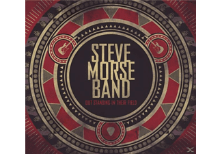 Steve Band Morse - Out Standing In Their Field - (CD)