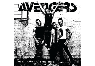 The Avengers - WE ARE THE ONE - (Vinyl)