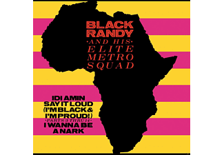 Black Randy & the Elite Metrosquad - IDI AMIN - (Vinyl)