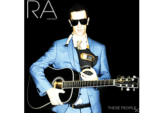 Richard Ashcroft - These People - (LP + Download)