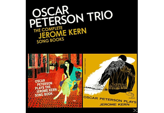 Oscar Peterson - The Complete Jerome Kern Song Books+2 Bonus - (CD)