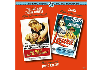 Mgm Studio Orchestra - The Bad And The Beautiful+Laura (Ost)+7 Bonus - (CD)