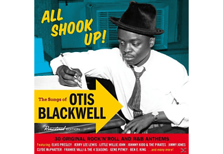 VARIOUS - All Shook Up! The Songs Of Otis Blackwell - (CD)