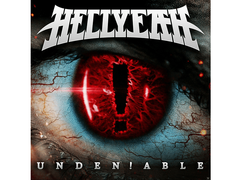 Hellyeah - Unden!Able (Deluxe Edition)  [CD]