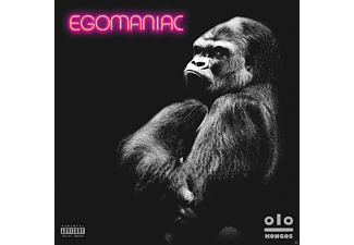 Kongos - Egomaniac - (CD)
