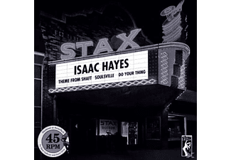 Isaac Hayes - Theme From Shaft. Soulsville. Do Your Thing - (Vinyl)