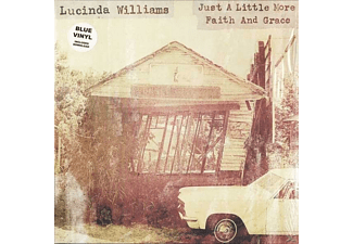 Lucinda Williams - Just A Little More Faith & Grace - (Vinyl)