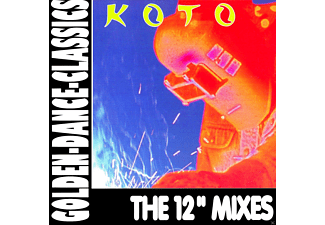 "Koto - The 12"" Mixes - (CD)"