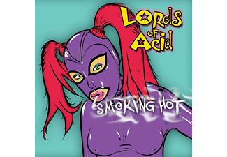 Lords Of Acid - Smoking Hot - (CD)