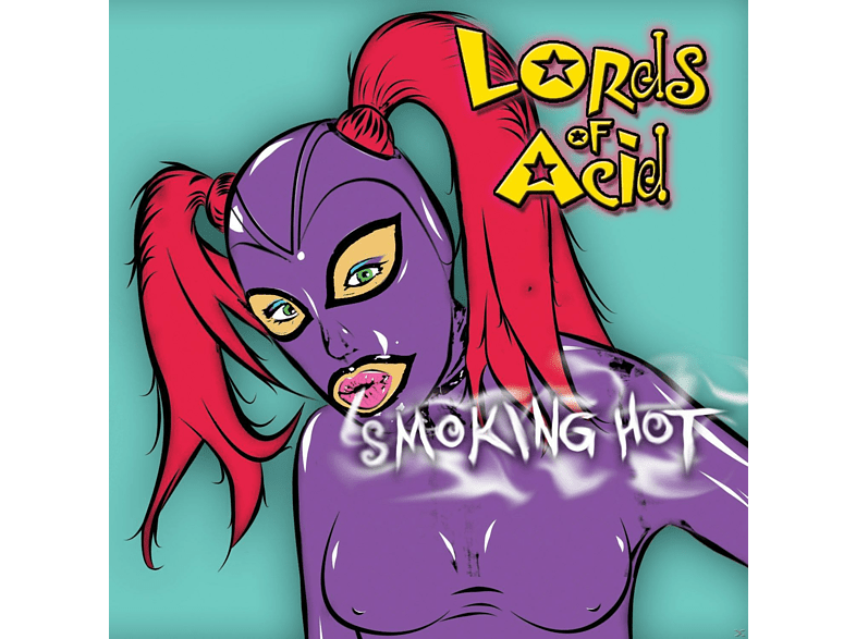 Lords Of Acid - Smoking Hot [CD]