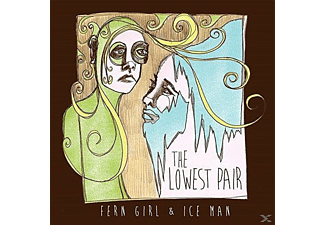 The Lowest Pair - Fern Girl & Ice Man - (LP + Download)