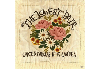 The Lowest Pair - Uncertain As It Is Uneven - (LP + Download)