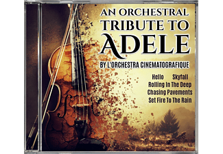 L'orchestra Cinematografique - Tribute To Adele - (CD)