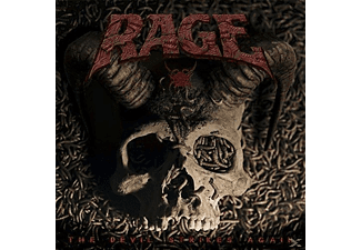 Rage - The Devil Strikes Again - (CD)